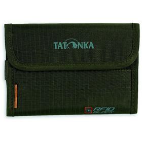 Tatonka Money Box RFID B, verde oliva
